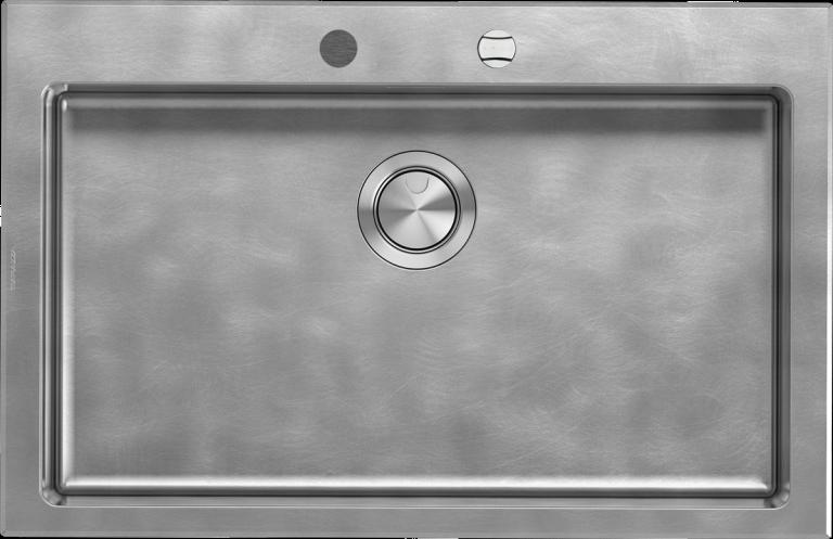 Lavello Unique incasso da 79×51