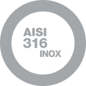 Acero inoxidable AISI 316