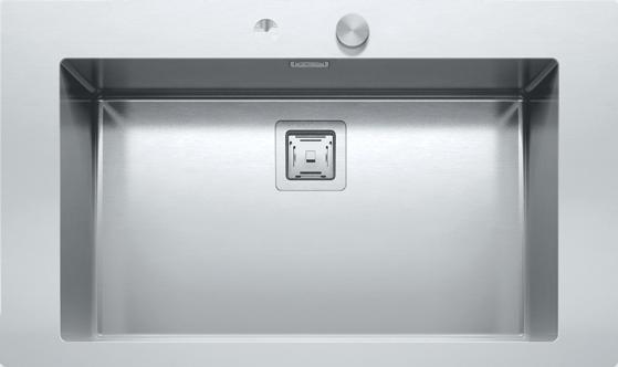 Lavello Mood incasso da 86×51