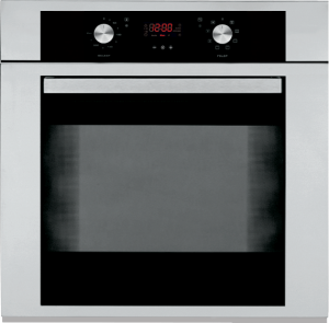 Forno select plus incasso da 60 multiprogram