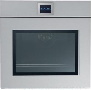 60 cm Velvet built-in Touch Screen multiprogram oven left side-opening door with handle