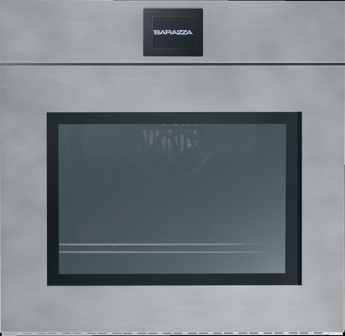 60 Cm Velvet Built In Touch Screen Multiprogram Oven Side