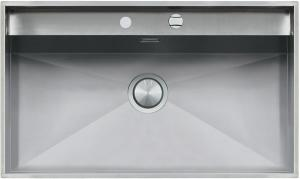 86×51 cm Lab built-in and flush sink