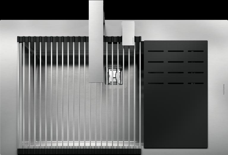 Lavello Mood Kit incasso da 86×51