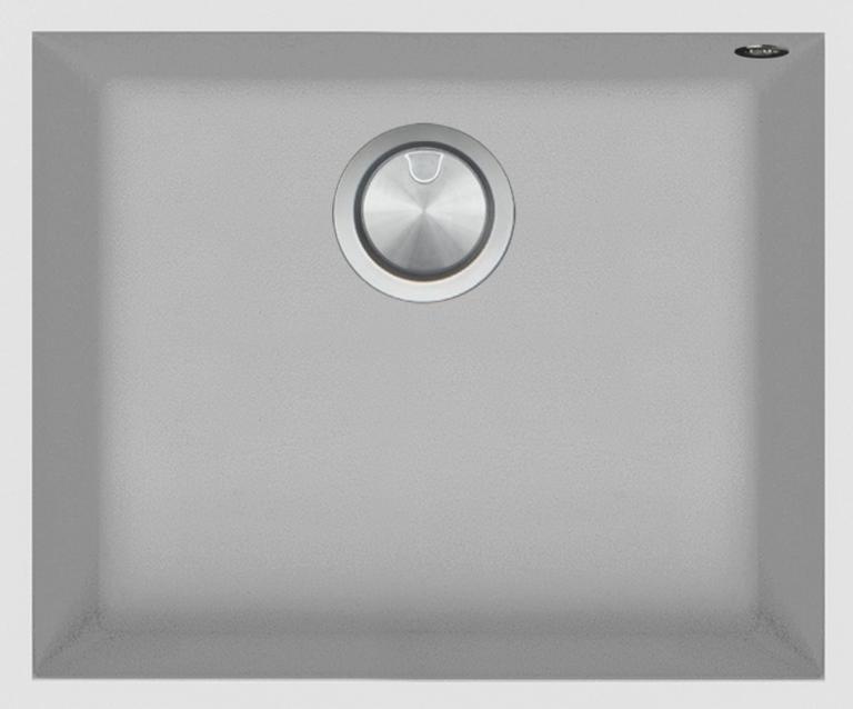 Cuve Carrée Soul de 50×40 B_granit blanc