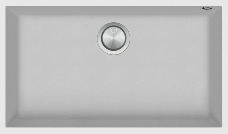 Cuve Carrée Soul de 72,5×40 B_granit blanc