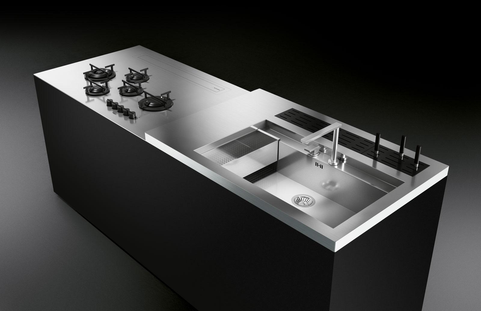 Fuoriserie: cucine su misura e personalizzate - Barazza srl