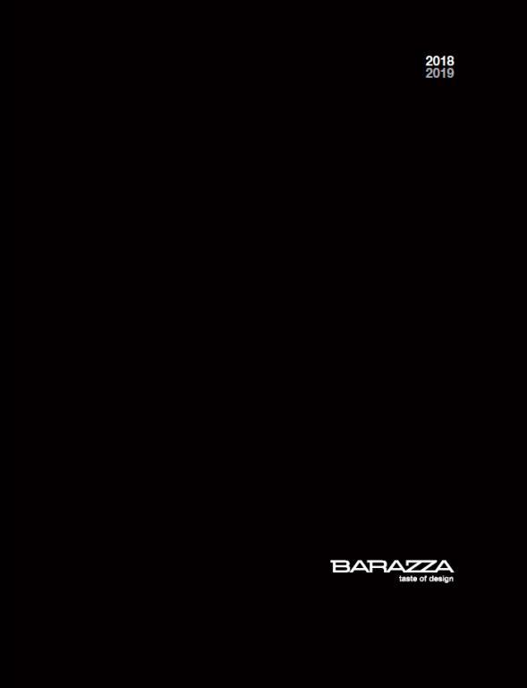 Barazza 2018 catalogue