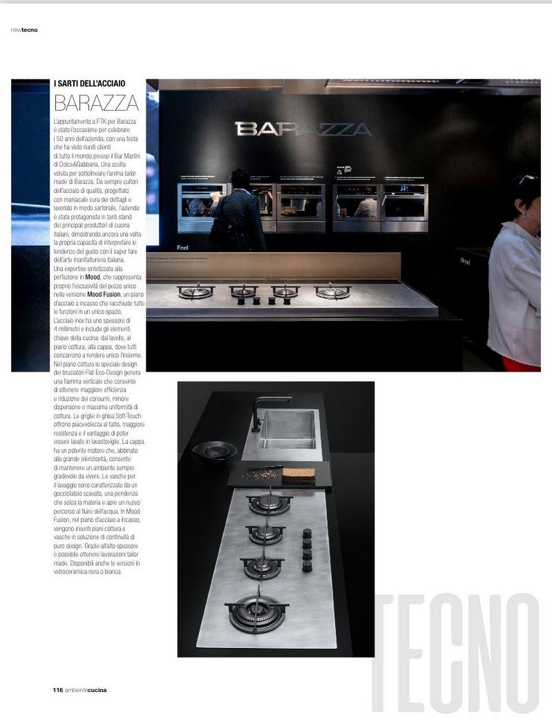 Ambiente Cucina – report Milano 2018