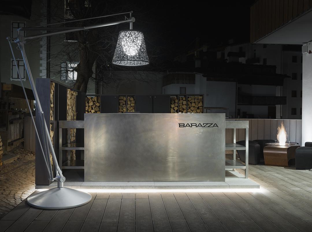 Show cooking de Barazza et l'Ambiente – CFW 2018