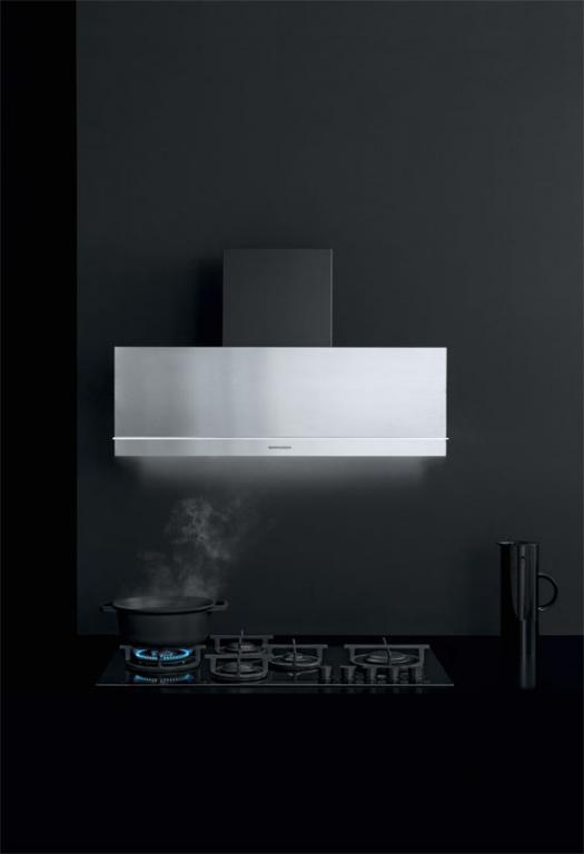 Mood hob and cooker hood