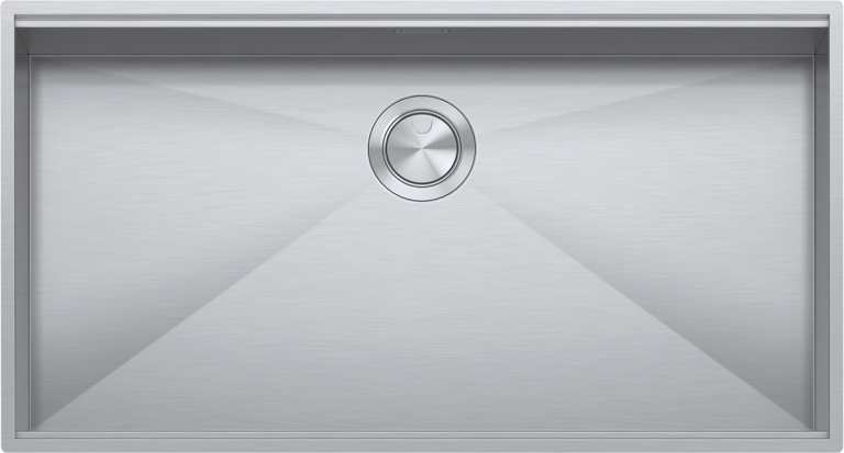 "Vasca quadra Flexi R. ""0"" incasso e filo da 80×46 con abbassamento"