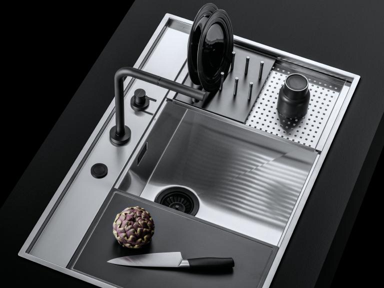 Flexi sinks