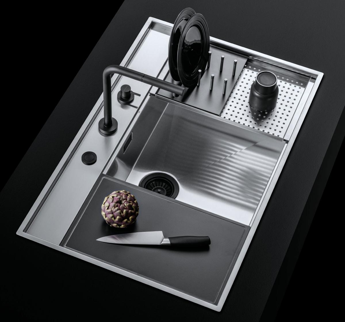 FLEXI SINKS. GIVING DEPTH TO EVERYTHING YOU DO.
