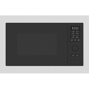 Satin built-in microwave